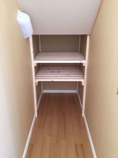 38 Organizing and Storage Items that will Make Your Life Easier - The Trending House Under Steps Storage, Under Stairs Cupboard Storage, Under Stairs Pantry, Staircase Storage, Cupboard Shelves, Basement Storage, Stair Storage, Closet Storage, Corner Shelving