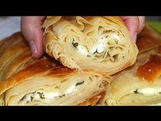 Cette pâtisserie est addictive, il faut absolument l'essayer, facile à réaliser et indispensable !!! - YouTube French Food, Bread Rolls, Cabbage, Cooking Recipes, Desserts, Vegetables, Ramadan, Comme, Easy