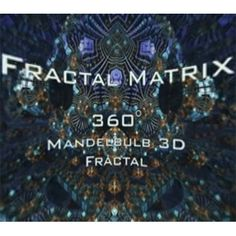 As mathematics is all round us, geometry is being used for creating impressive structures! See now Fractal Matrix 360 on our store, VRCreed! #virtualreality #vrcontent http://www.vrcreed.com/apps/fractal-matrix-vr/
