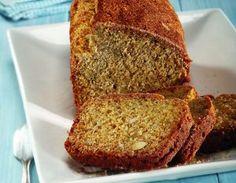Chleb kukurydziany z pestkami dyni