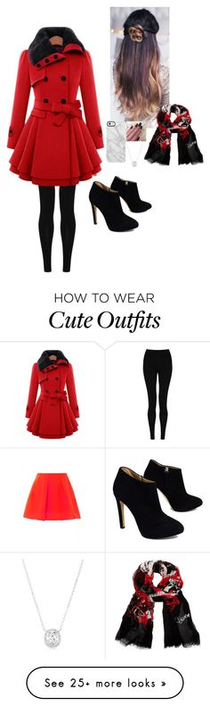 """Fancy outfit ❤️"" by livygurl8702 on Polyvore featuring moda, M&S Collection, Giuseppe Zanotti, Diane Von Furstenberg e Uncommon"