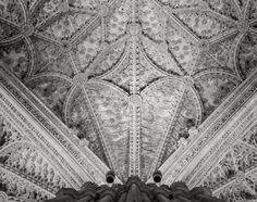 Ceiling No. 2, Seville Cathedral, 2016. nigrumetalbum.com instagram.com/sashleyphotos
