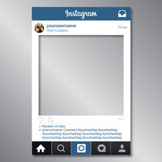 Free Instagram Complete Vector Ui By Marinad Deviantart