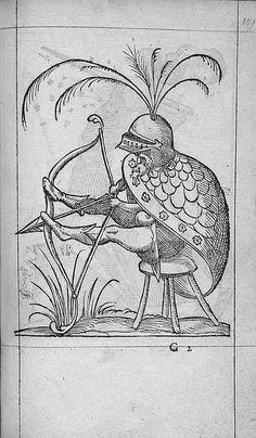 François Desprez,  f. G2 [i.e. H2] Dessin 109  Les Songes drolatiques de Pantagruel  A Paris : Par Richard Breton 1565 (21)
