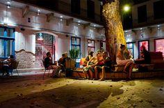 Doboz party place, Budapest