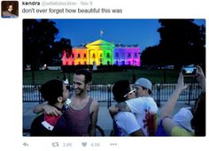 But I feel bad for all the LGBTQ+ people that never lived to see that day. Lgbt Memes, Lgbt Love, Bubbline, Faith In Humanity Restored, Lgbt Community, Equal Rights, My Guy, Gay Pride, Love Is