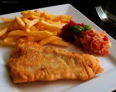 """Słodka Strona: Ryba w Cieście z Frytkami - """"Fish & Chips"""""""