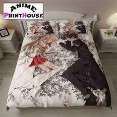 Sword Art Online Bedding Sets & Blanket