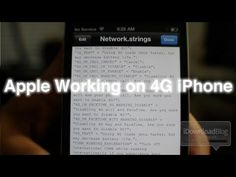 Apple Working on 4G LTE iPhone