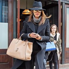 How to Layer Like Alessandra Ambrosio