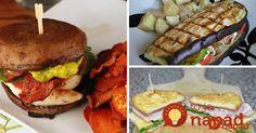 9 vynikajúcich sendvičov, ktoré pripravíte bez pečiva. Vyskúšajte všetky! Nájdete ich na našej stránke http://tojenapad.dobrenoviny.sk/9-sendvicov-ktore-pripravite-bez-peciva/  #sandwich #withoutbread #nobread #delicious #bezpečiva #food #meal #foodideas #glutenfree #bezlepku