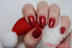 (pre)Christmas nails 2014