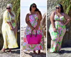 GarnerStyle | The Curvy Girl Guide #LillyforTarget