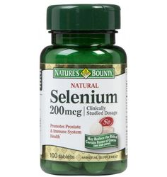 Give your body what it needs to stay healthy with this important trace mineral. Selenium supports healthy colon, lung and immune system function.