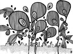Dorothée Beauvais [Graphic design & Global design] :: Ideas :: illustration