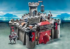 Playmobil - Wolf Knights' Castle 6002 for sale online