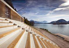 Rowing center Bled, Bled, 2011 - Multiplan arhitekti
