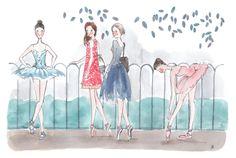 ballet illustrations - Google Search