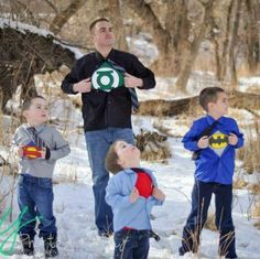 Family photo shoot-switch it for the i for Incredibles!