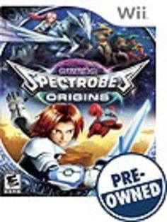 Spectrobes: Origins — PRE-Owned - Nintendo Wii