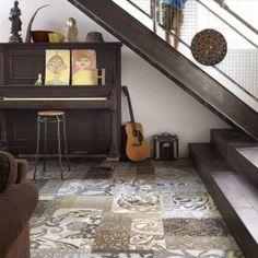 Modular Carpet Tile - Watch This