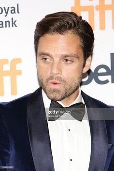 Sebastian Stan attends the 'I, Tonya' premiere during the 2017 Toronto International Film Festival at Princess of Wales Theatre on September 8, 2017 in Toronto, Canada.