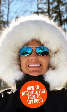 Our magnetic faux fur trim attaches to any hood or collar. Upgrade your parka in seconds. I Love Winter, Arctic Fox, Fox Fur, Fur Trim, Capsule Wardrobe, Parka, Mirrored Sunglasses, Winter Wonderland, Holiday Gifts