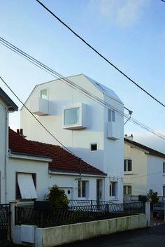 Avignon-Clouet Architectes - Project - Shishiodoshi house : House Extension
