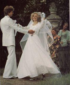 Wedding Attire, Wedding Dresses, Vintage Bridal, Bridal Fashion, Dream Dress, Bridal Style, 1980s, Marie, Weddings