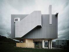 House Kubana, Olten, CH - AFGH Architects