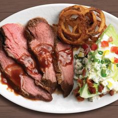 Take a bite out of summer and try our Tri-Tip & Wedge Salad!