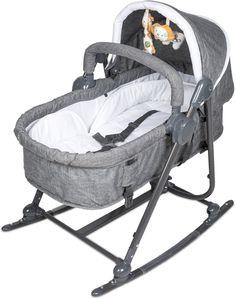 Beemoo Babysitter 3 in 1, Grey