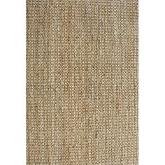Home & More Natural Area Rug