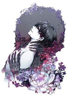 """And on my Deadbed, all I´ll see is you The life my leave my lugs But my heart will stay with you"" - kaneki ken (BMTH)"