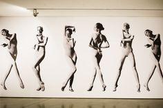 Study of Pose exhibit at Milk Gallery. Image Credit to Zlatko Batistich   Milk Made