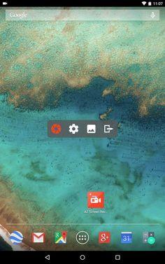 7 applications de captuure d'écran vidéo pour Android