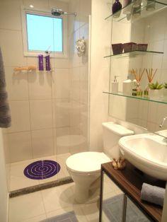 Banheiro do Connect Sacomã