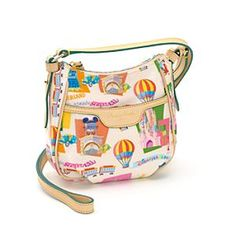 Disneyland Paris Retro Dooney & Bourke.