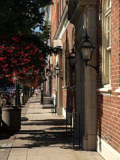 West High Street in Carlisle, PA
