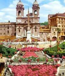 Spanish Steps-Rome, Italy (September 2011)