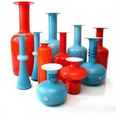 Jarrones turquesa [] Turquoise vases