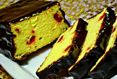 Cheesecake with cherries Cheesecake Recipes, Dessert Recipes, Russian Desserts, Sweet Pastries, Chocolate Cheesecake, Slow Cooker Recipes, Food Hacks, Food And Drink, Snacks
