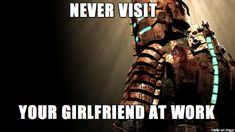 What I learned from Dead Space