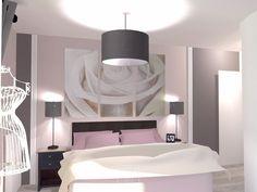 Changement d\u0027ambiance avec la décoration romantique de cette chambre  parentale