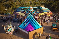 festival structures - Google Search