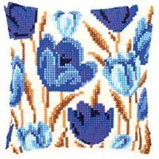 Crocus - Vervaco - Large Holed Tapestry Cushion Kit PN-0021764