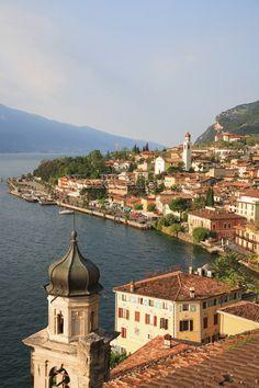 Limone,   Province of Brescia     Lake Garda. Lombardy region Italy