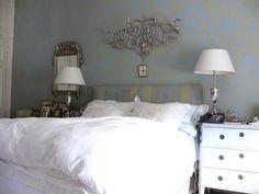 Чудесный пастельный дом дизайнера Шейлы Бридж.