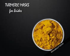 Turmeric is a favorite spice worldwide. Turmeric skin recipes are very much popular in India but for brides specifically I have compiled amazing face packs that will address all your skin issues and let you be the most beautiful one on your D day! As a bride you have tons of things to take care of but one important point is skincare.   Turmeric and cream pack for facial hair removal:   Facial hair is one thing that bothers all girls. Waxing is a choice but that's not always a feasible…