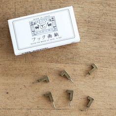 Hook Pushpins | UGUiSU Online Store